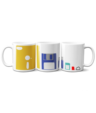 Storage Evolution Mug