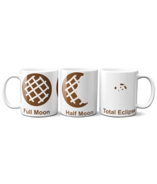 Cookie Moon Mug