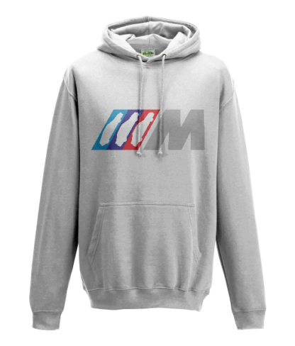 BMW M Series Hoodie in White