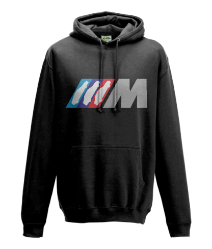 BMW M Series Hoodie in Black