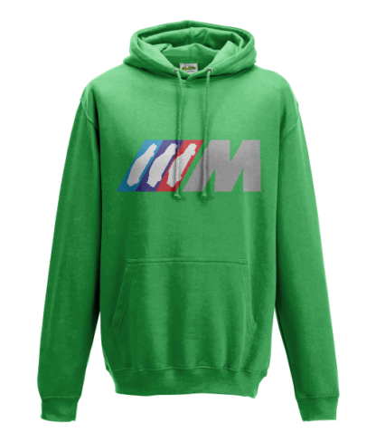 BMW M Series Hoodie in Green