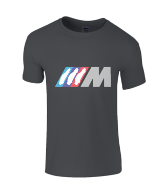 BMW M Series T-Shirt in Black