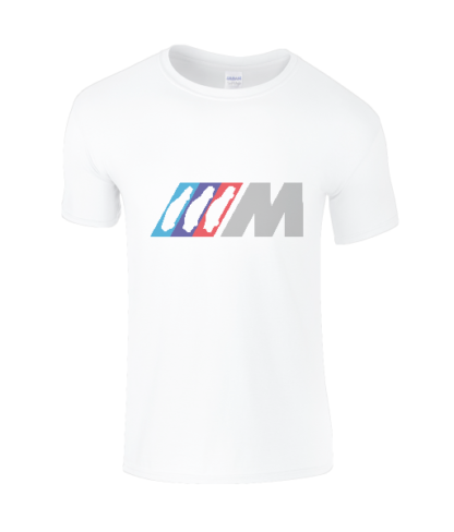 BMW M Series T-Shirt in White