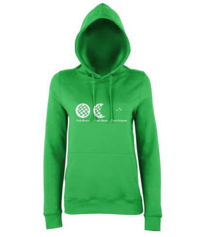 Cookie Moon Hoodie in Green