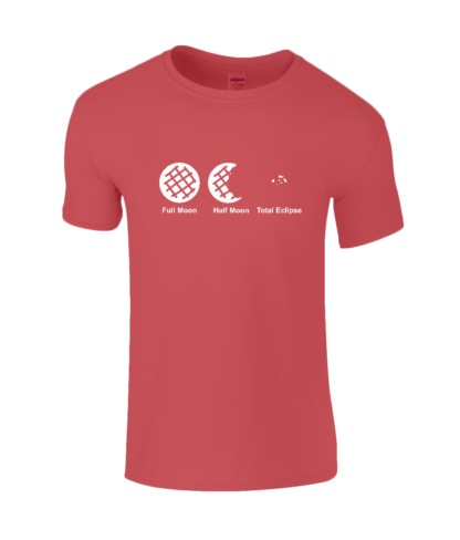 Cookie Moon T-Shirt in Red