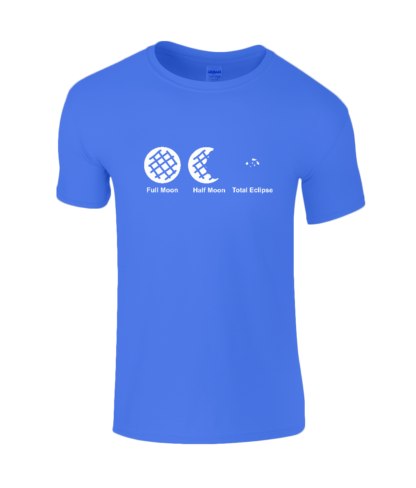 Cookie Moon T-Shirt in Blue