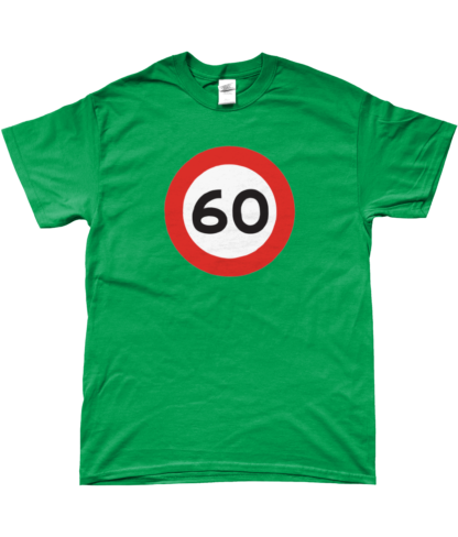 60mph T-Shirt in Green