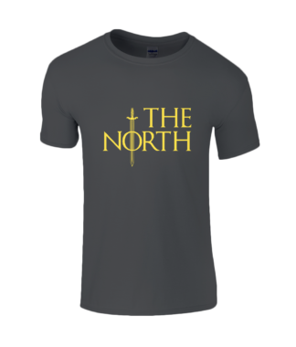 The North T-Shirt in Black