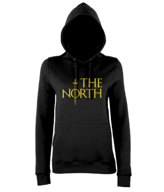 The North Hoodie in Black