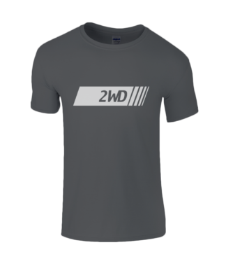 2WD T-Shirt in Black