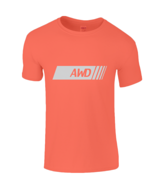 AWD T-Shirt in Orange