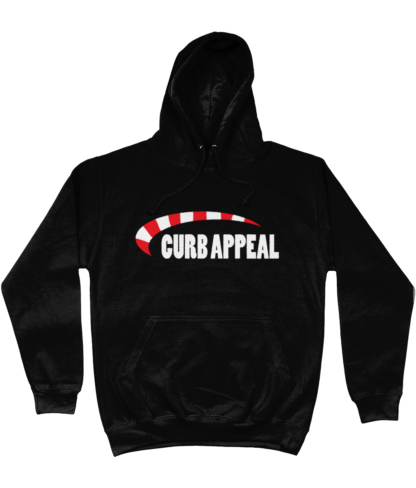 Curb Appeal Hoodie in Black