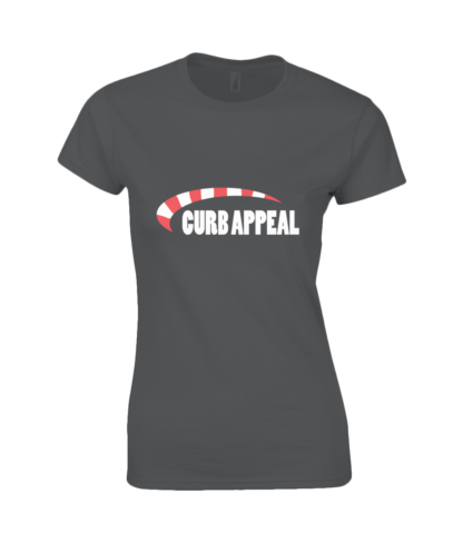 Curb Appeal T-Shirt in Black