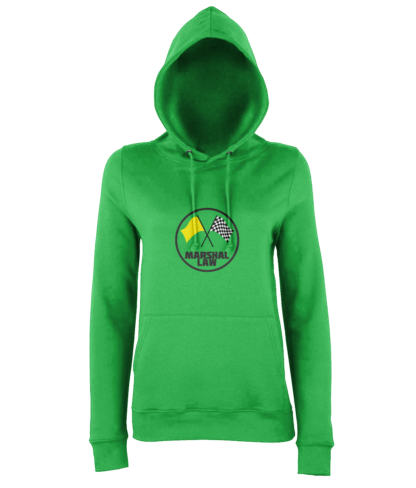Marshal Law Hoodie in Green