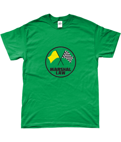 Marshal Law T-Shirt in Green