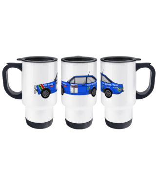 Ford Escort MK2 Eaton Yale Travel Mug