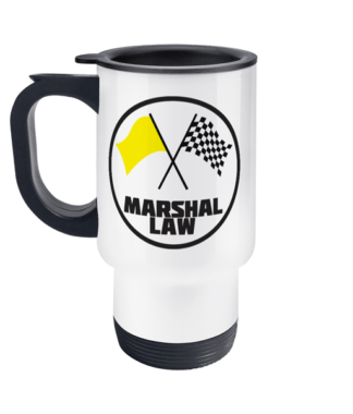 Marshal Law Travel Mug