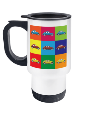 VW Beetle Travel Mug