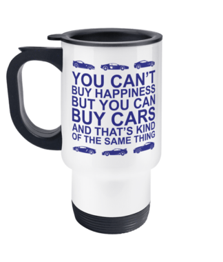 Buy Cars Travel Mug