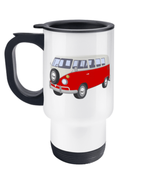 VW Campervan Travel Mug