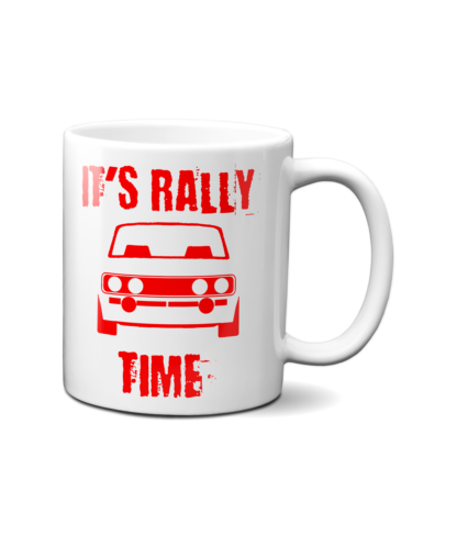It's Rally Time Mug