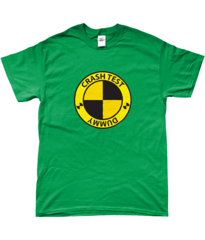 Crash Test Dummy T-Shirt in Green