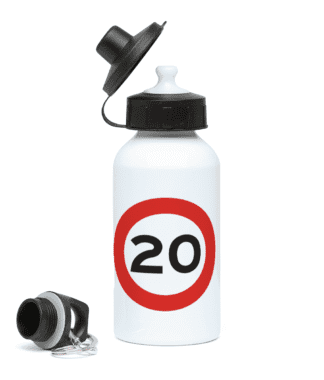 20mph Water Bottle