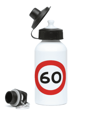 60mph Water Bottle