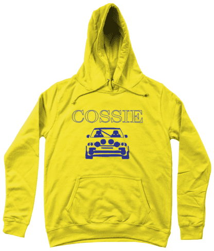 Cossie Hoodie in Yellow