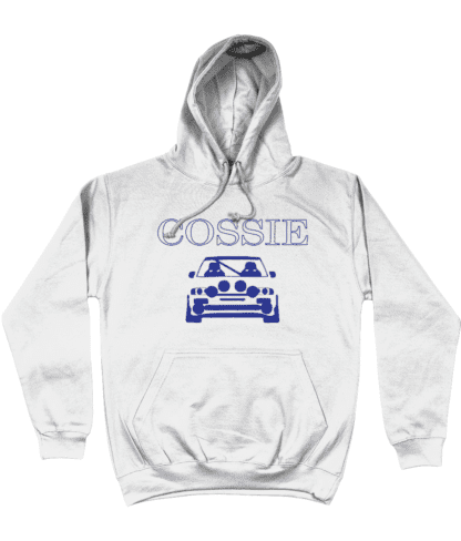 Cossie Hoodie in White
