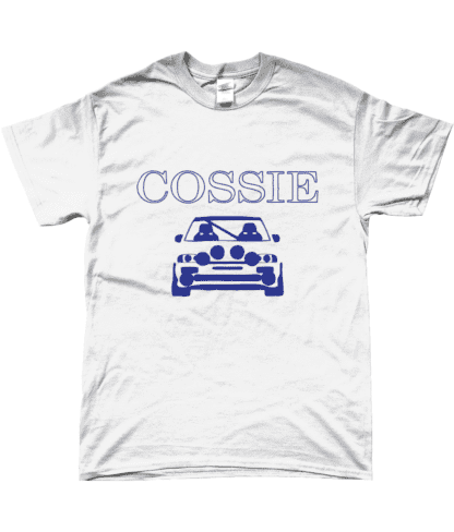 Cossie T-Shirt in White