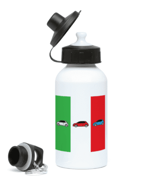 Fiat 500 Water Bottle