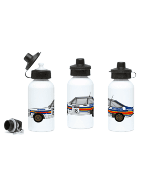 Ford Escort MK2 Rothmans Water Bottle