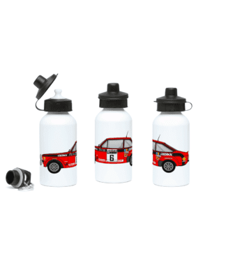 Ford Escort MK2 Cossack Water Bottle