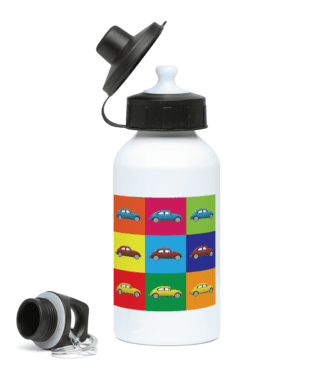 VW Beetle Water Bottle