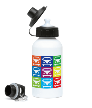 VW Campervan Water Bottle