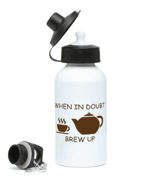 Brew Up Water Bottle