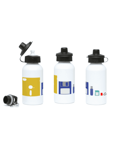 IT Storage Evolution Water Bottle