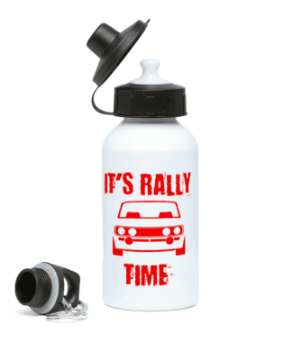 It's Rally Time Water Bottle