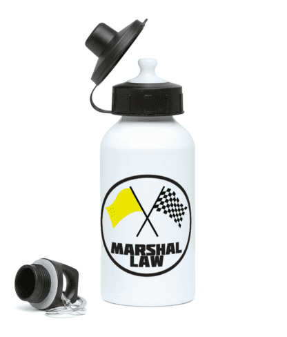 Marshal Law Water Bottle