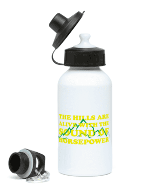 Hills are Alive Water Bottle