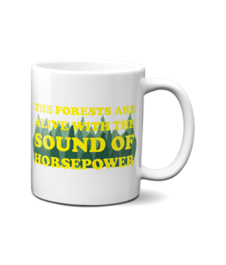 Forests are Alive Mug