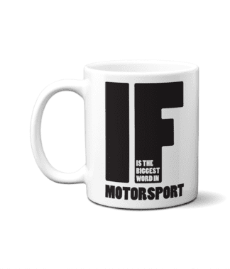 IF is the Biggest Word Mug
