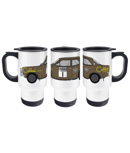Ford Escort MK1 Colibri Travel Mug