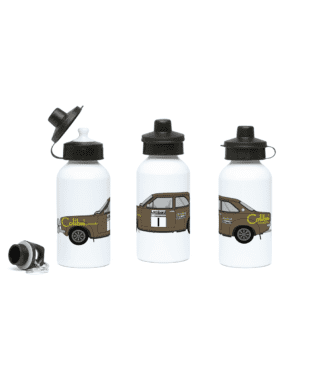 Ford Escort MK1 Colibri Water Bottle