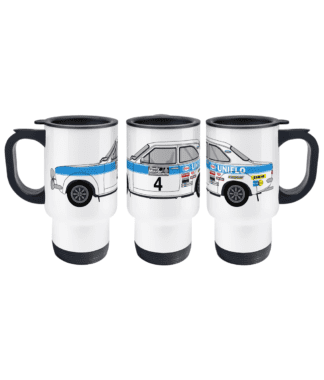 Ford Escort MK1 Uniflo Travel Mug