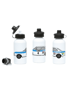 Ford Escort MK1 Uniflo Water Bottle