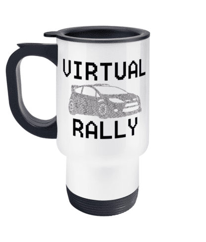 Virtual Rally Travel Mug