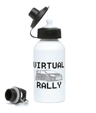 Virtual Rally Water Bottle
