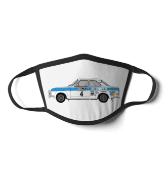 Ford Escort mk1 UNIFLO face mask
